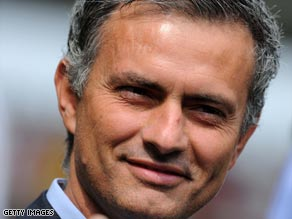 Mourinho has expressed a public interest in both Drogba and Jenas to bolster his Inter squad.