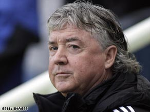 Joe Kinnear has had health problems in recent years and suffered a heart attack in 1999.