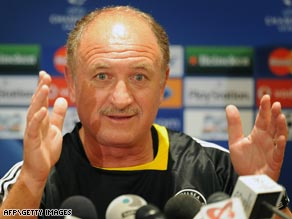Brazilian Scolari has been sacked by Chelsea with immediate effect.