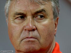 Guus Hiddink is the third coach to take charge at Chelsea since Jose Mourinho departed in 2007.