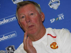 United manager Alex Ferguson is worried about his lack of defensive cover for the trip to Inter.