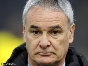 "Juventus boss Claudio Ranieri says he ""didn't intend to offend any Chinese people."""