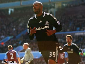 Top scorer Anelka is doubtful for Tuesday's vital Champions League clash in Turin.