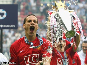 England central defender Rio Ferdinand has been a key ingredient in United's recent success.