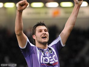 Gignac has been rewarded for his superb form this season with a first call-up to the France squad.