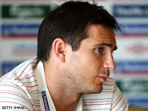Frank Lampard tells the media why coach Fabio Capello can turn England into a team of world beaters.