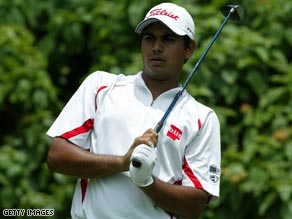 Indian rookie Gaganjeet Bhullar has qualified for the Open after just six starts on the Asian Tour.