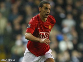 Ferdinand is expected to face Aston Villa on Sunday despite fears of a recurrence of his groin injury.