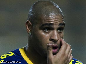Reports suggest Adriano may be considering his footballing future after his fortunes have nosedived.