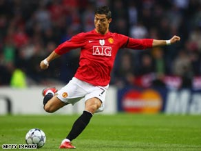 Manchester United's Cristiano Ronaldo soon to be Real bound?