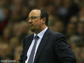 A disgruntled Rafa Benitez was left to reflect on two points dropped against Arsenal.