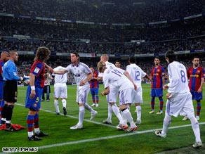 El Clasico: More than a game - CNN.com
