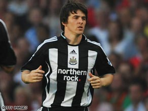 Barton has been suspended by Newcastle following reports of a dressing-room bust-up with his manager.