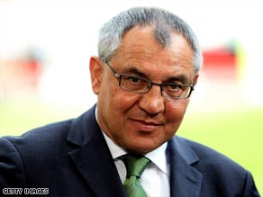 Magath will leave Wolfsburg in June to take his talents to Bundesliga rivals Schalke.
