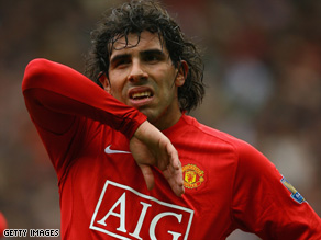Should they sign him? The future of Carlos Tevez at Manchester United is uncertain.