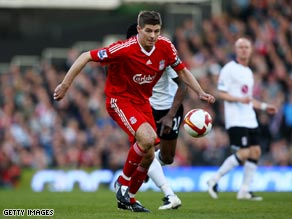 Gerrard has proved the driving force for Liverpool this season.