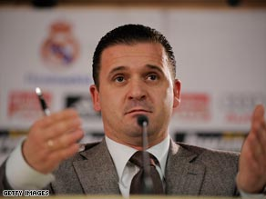 Mijatovic guided Real Madrid two two league titles since taking over as sporting director.