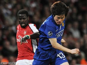 Park will be praying he does not miss out on the final after failing to secure a squad place in Moscow last year.