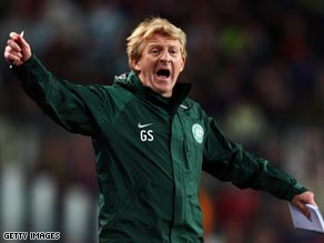 Strachan has opted to quit Celtic after they failed to win a fourth successive Scottish title.