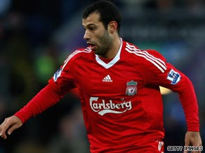 Liverpool insist Argentina midfielder Javier Mascherano is not for sale at any price.