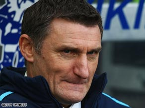 Tony Mowbray has left relegated West Bromwich to become manager at Scottish giants Celtic.