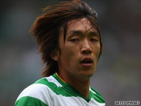 Nakamura became a Celtic legend during his successful four years with the Scottish club.