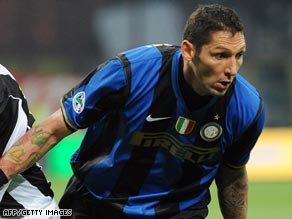 Marco Materazzi now seems set to end his playing career with Inter Milan.