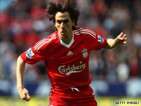 Benayoun scored some important goals for Liverpool last season, including one at the Bernabeu.
