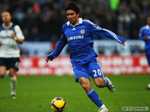 Chelsea's Portuguese midfielder Deco has been strongly linked with a summer transfer to Inter Milan.