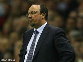 Benitez is disgruntled over the high prices being paid in the summer transfer window.