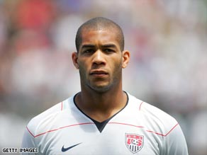 Oguchi Onyewu has cut a commanding figure at the center of defense for the U.S. national team.