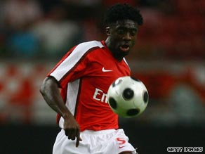 Toure is the final member of Arsenal's 2004 Premier League title-winning squad still at the club.