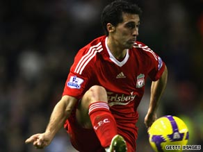 Defender Arbeloa leaves Liverpool to become Real Madrid's fifth signing of the summer.