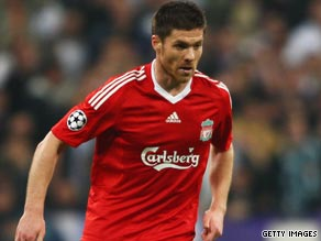 Xabi Alonso is set to become Real Madrid's latest big-money signing after joining from Liverpool.