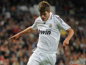 Klaas-Jan Huntelaar struggled to make a big impact in his year and a half at Real Madrid.