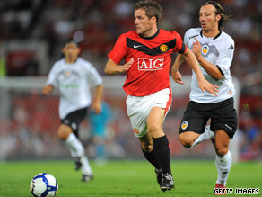 Michael Owen was a surprise arrival at Manchester United and could turn out to be an astute signing.