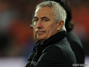 Van Marwijk has named four current Premier League players for the Netherlands' match against England.