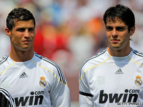 New signings Cristiano Ronaldo and Kaka will play a key role in Real Madrid's quest to win the La Liga title.