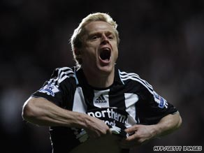 Duff has become the latest high-profile player to leave relegated Newcastle over the last 12 months.