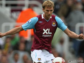 West Ham defender Davenport has undergone surgery on his legs after being stabbed at home.