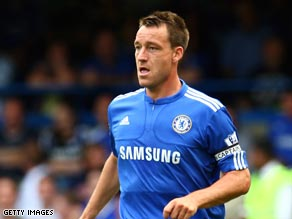 Terry has commited his future to Chelsea until the end of the 2013-14 season.