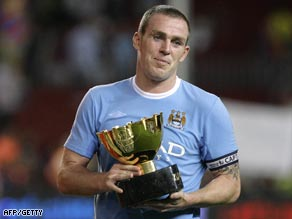Dunne will be hoing to get his hands on more silverware with his new club Aston Villa.