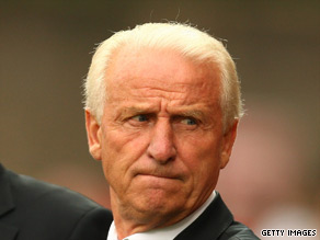 Trapattoni will remain in charge of Republic of Ireland until 2012 after signing a new contract.