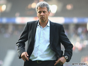 Lucien Favre has paid the ultimate price for Hertha Berlin's dismal start to the Bundesliga season.