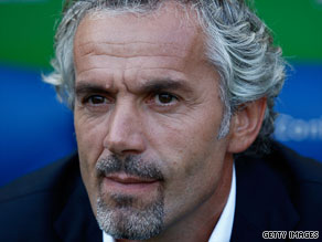 Roberto Donadoni struggled to make an impact in his first club role since being sacked as Italy boss.