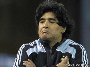 Maradona's future as Argentina national coach will be clearer after their upcoming World Cup qualifiers.