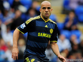 Chelsea defender Alex is hoping to win back his Brazil place when he returns to full fitness.