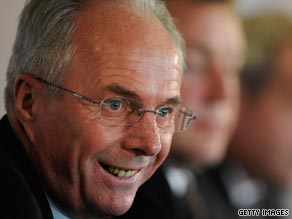 Eriksson moved swiftly to deny reports linking him to guiding North Korea at the World Cup.