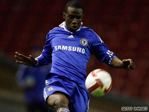 Gael Kakuta's move to Chelsea in 2007 has seen the club slapped with a transfer ban until 2011.