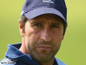 Olazabal's next captaincy role may well be for Europe in the 2010 Ryder Cup.